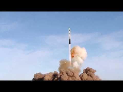 WNISAT-1 Launch on Dnepr Rocket on Nov. 21, 2013