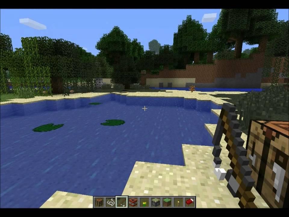 Comment faire un simple piège dans Minecraft