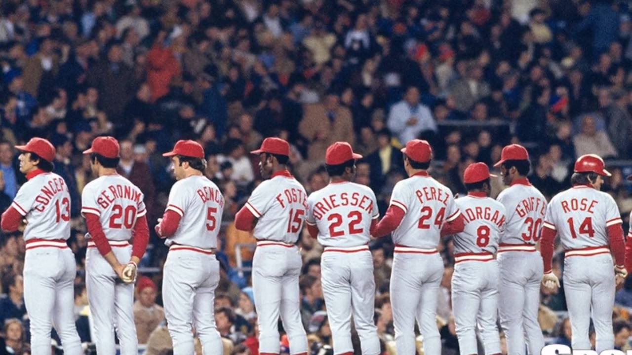 Image result for big red machine