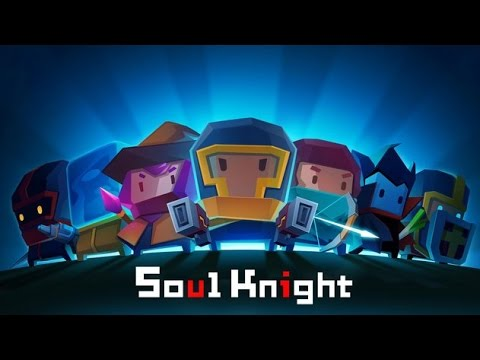 Novo Jogo Soul Knight (Unreleased) Android Gameplay #1