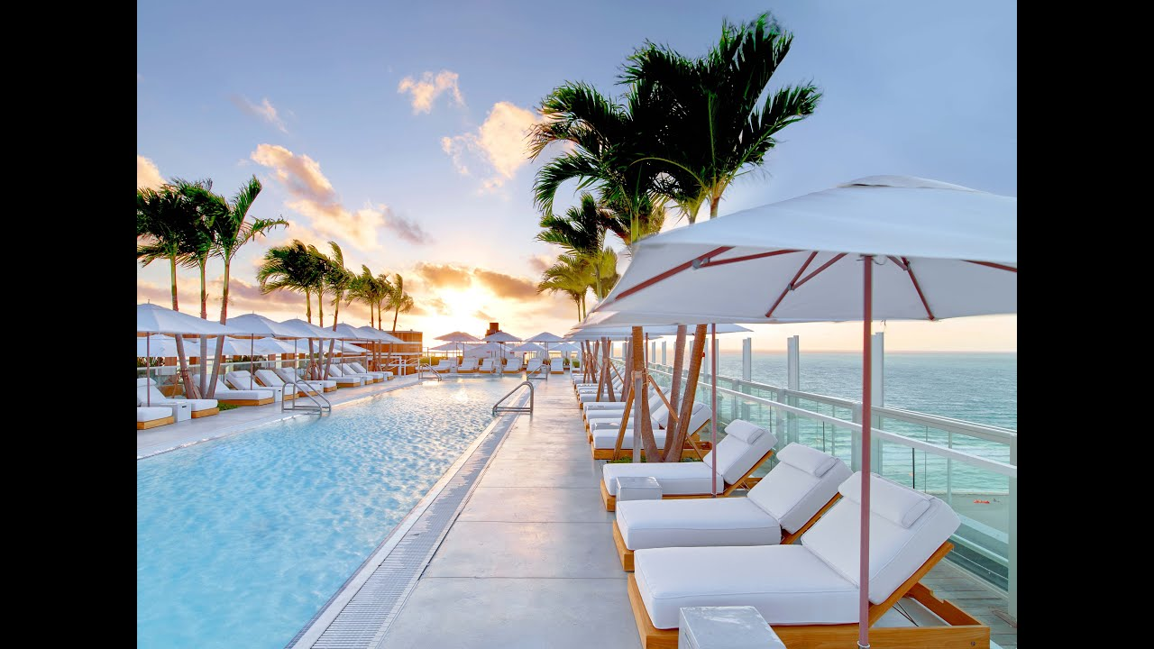 For 1 Hotel Homes South Beach Residence 1707 You