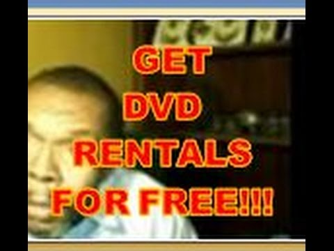 Where to go to get  DVD rentals for free!!!......NO KIDDING!!!