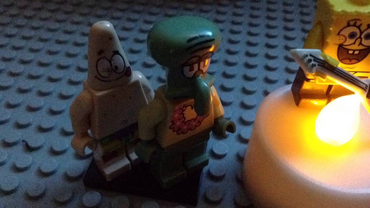 LEGO Spongebob - The Camping Episode
