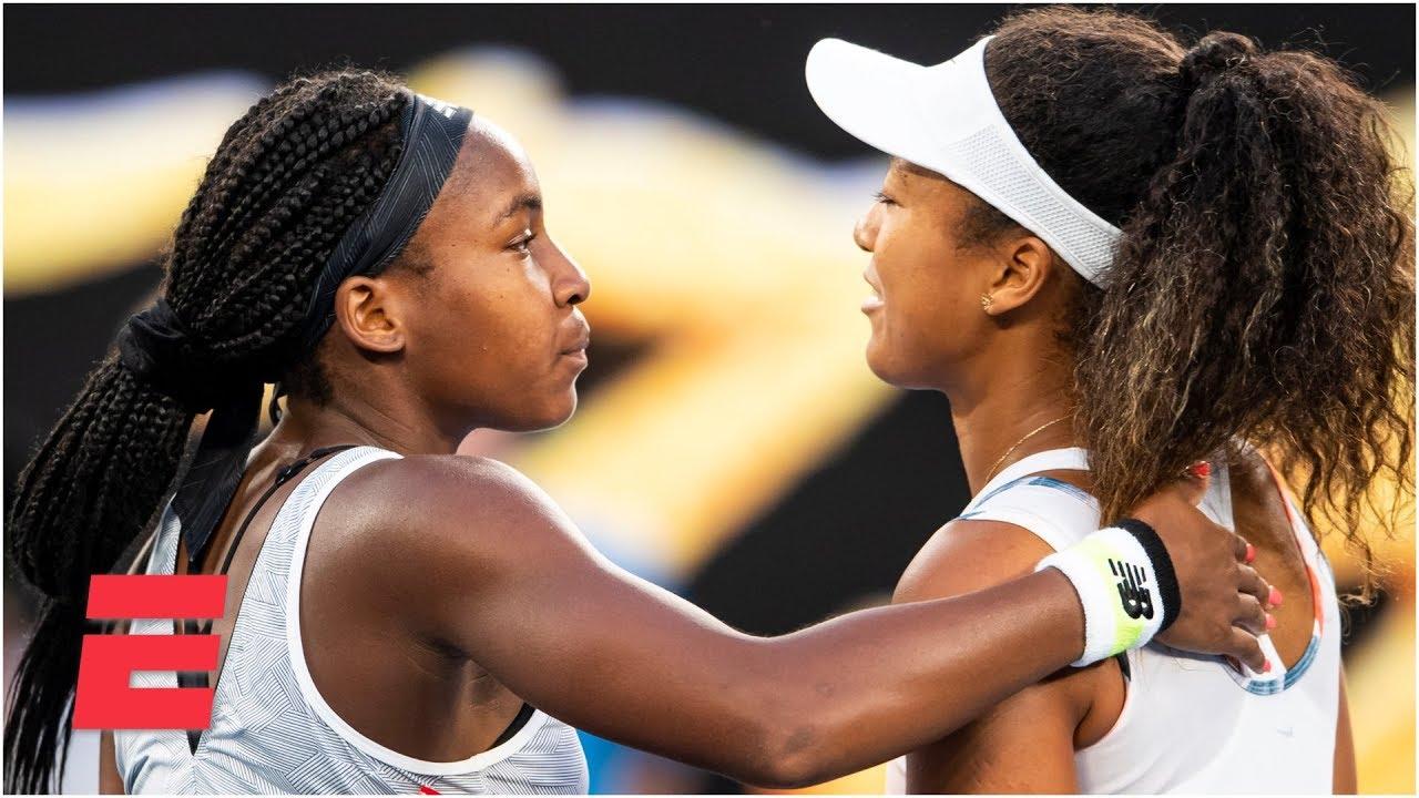 Coco Gauff headlines U.S. Olympic Tennis Team