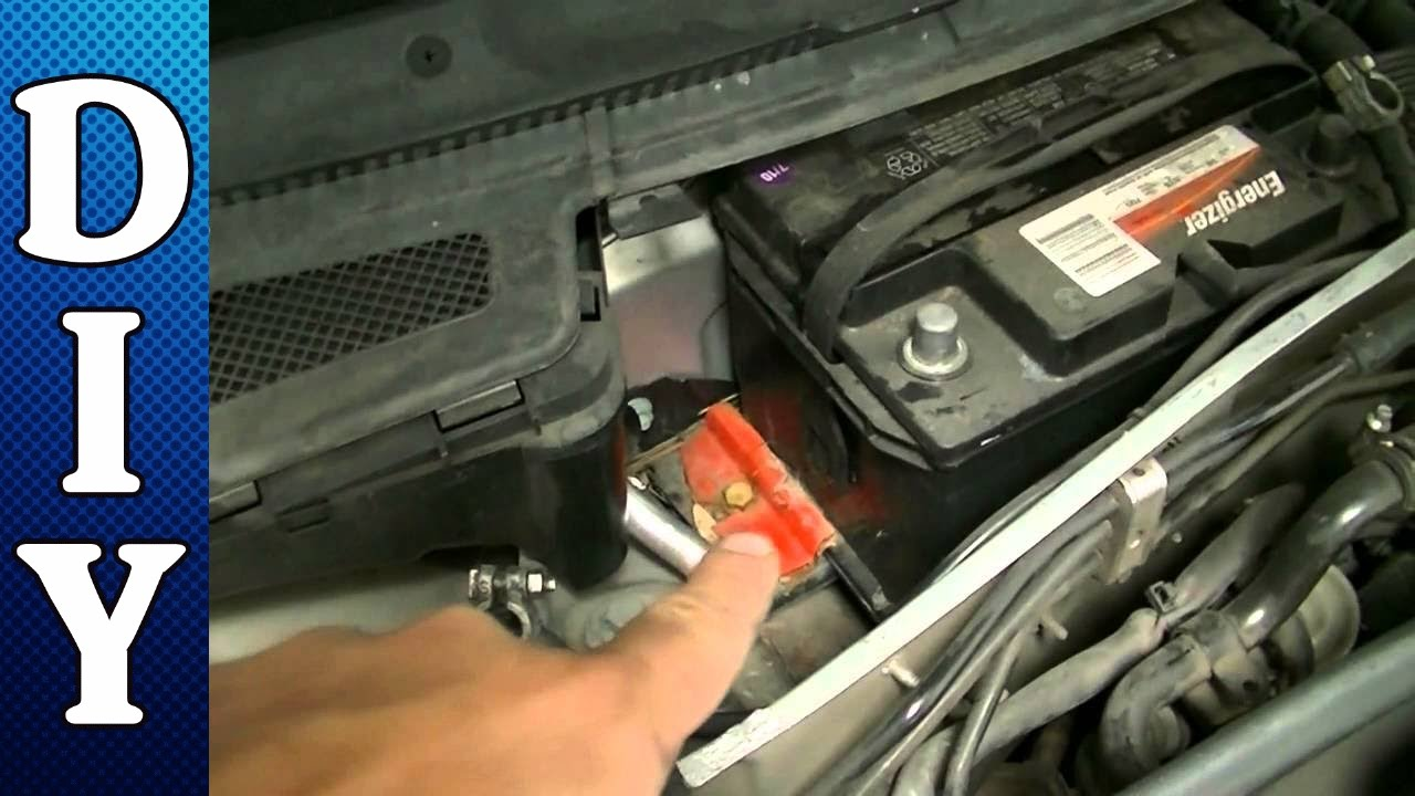 how to replace the battery on a vw or audi [ 1280 x 720 Pixel ]