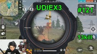 UDiEX3 - Free Fire Highlights#120