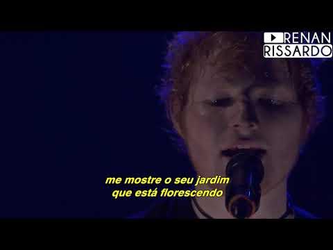 Ed Sheeran ft Gary Lightbody - Chasing Cars Tradução
