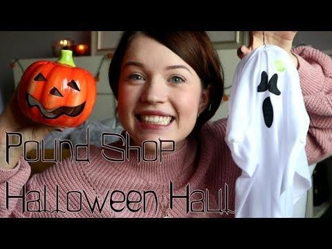 Halloween Haul | Poundland and Poundworld | Budget Decorations