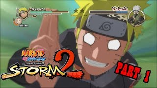 Naruto Shippuden Ultimate Ninja Storm 2 | Part 1 : นารูโตะกลับมาแล้ว