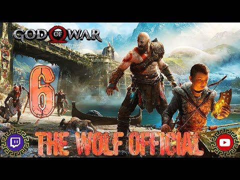God Of War 4 #6