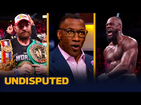 The third Deontay Wilder - Tyson Fury fight lived up to the expectations - Shannon I UNDISPUTED