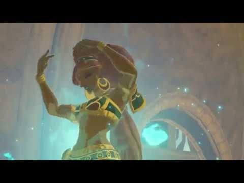 The Legend of Zelda  Breath of the Wild all the four champions spirit powers