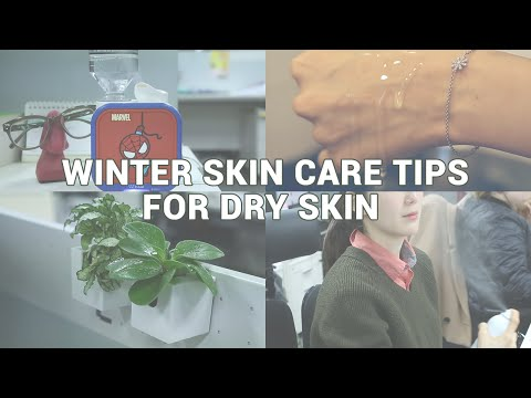 Winter Skin Care Tips for Dry Skin l Q&A | Wishtrend