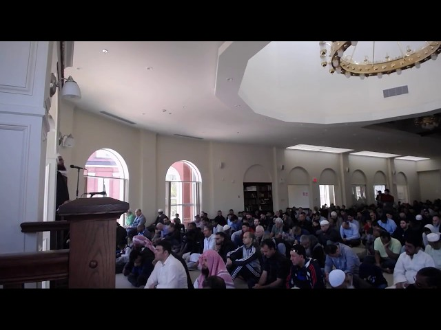 Jumu'ah Sermon May 18, 2018