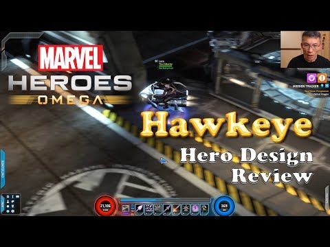 [Marvel Heroes Omega] Hawkeye Guide (Patch 2.13)