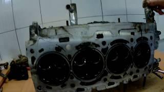 Toyota Corolla 2.2 Diesel, пробило прокладку головки.