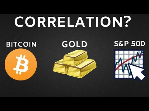 New Research Compares Bitcoin To The Stock Market And Gold (CORRELATION)