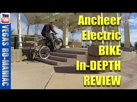 What broke on my Ancheer Electric Bicycle after almost 3000 miles on it ! thumbnail