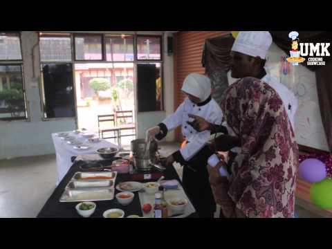 Cooking ShowCase, Orange Group, Restaurant & Food Service Mgmt,, UNIVERSITY MALAYSIA KELANTAN.