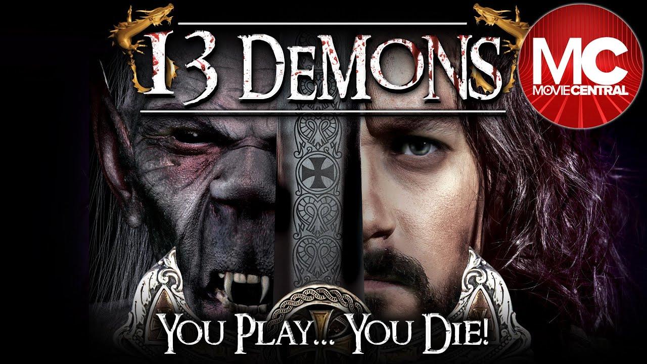 Download 13 Demons   Full Horror Thriller Movie