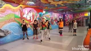 Guayo - elvis crespo zumba fitness (coreography) jean karlo