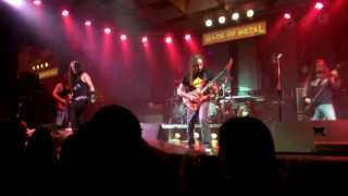 Made of Metal - The Conjuring (Megadeth Cover) (Live @ Culture Room 7/13/13)