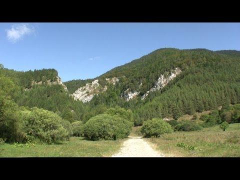 Prosiecka dolina, Kvačianska dolina, Slovakia