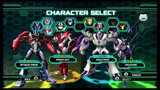 Transformers Prime The Game Wii U Multiplayer part 59
