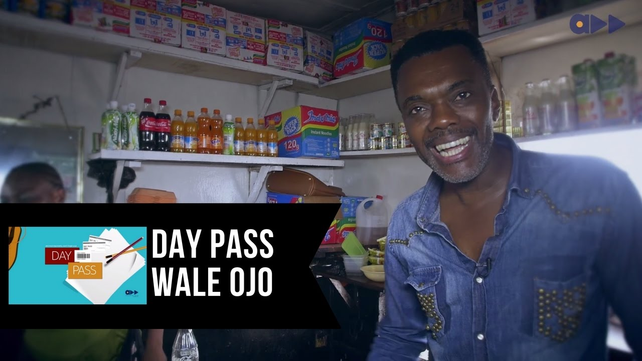 Download Wale Ojo reveals his Indomie & Plantain joint on Day Pass