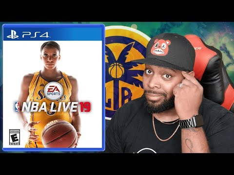 NBA LIVE 19 COVER ATHLETE THOUGHTS! WNBA & NBA Covers Would Be A Major Win
