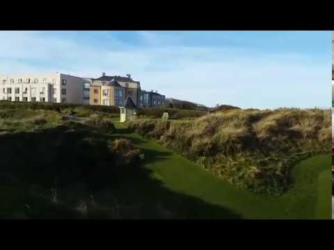 Portmarnock Links - Sunshine and Links Golf
