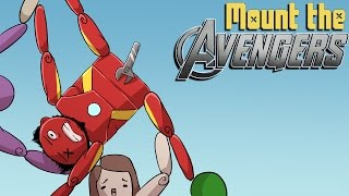 """Mount the Avengers! 