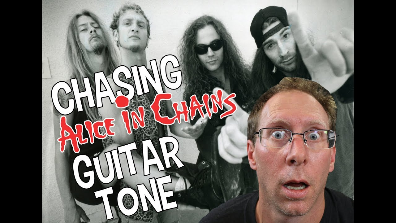 Chasing Guitar Tone Alice In Chains Them Bones Youtube