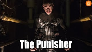 The Punisher Armored & Suited Up MARVEL Netflix