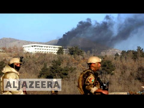 🇦🇫 Taliban claim responsibility for deadly Kabul hotel attack