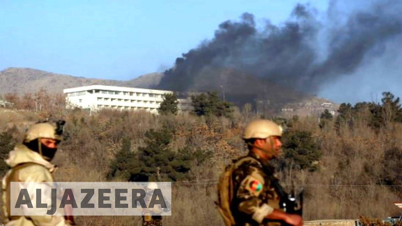 Taliban claim responsibility for deadly Kabul hotel attack