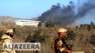 Taliban claim responsibility for deadly Kabul hotel attack 🇦🇫
