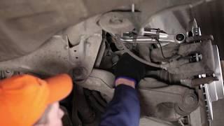 Cómo cambiar bieletas de suspension trasera en BMW 7 E65 INSTRUCCIÓN | AUTODOC