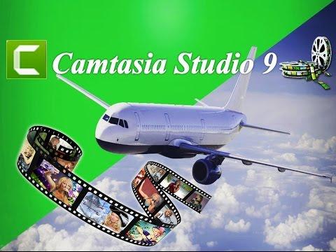 Создаем видеоролик в camtasia studio 8.