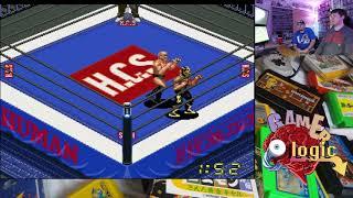 Import Boken - Super Fire Pro Wrestling X Premium - GAMER LOGIC
