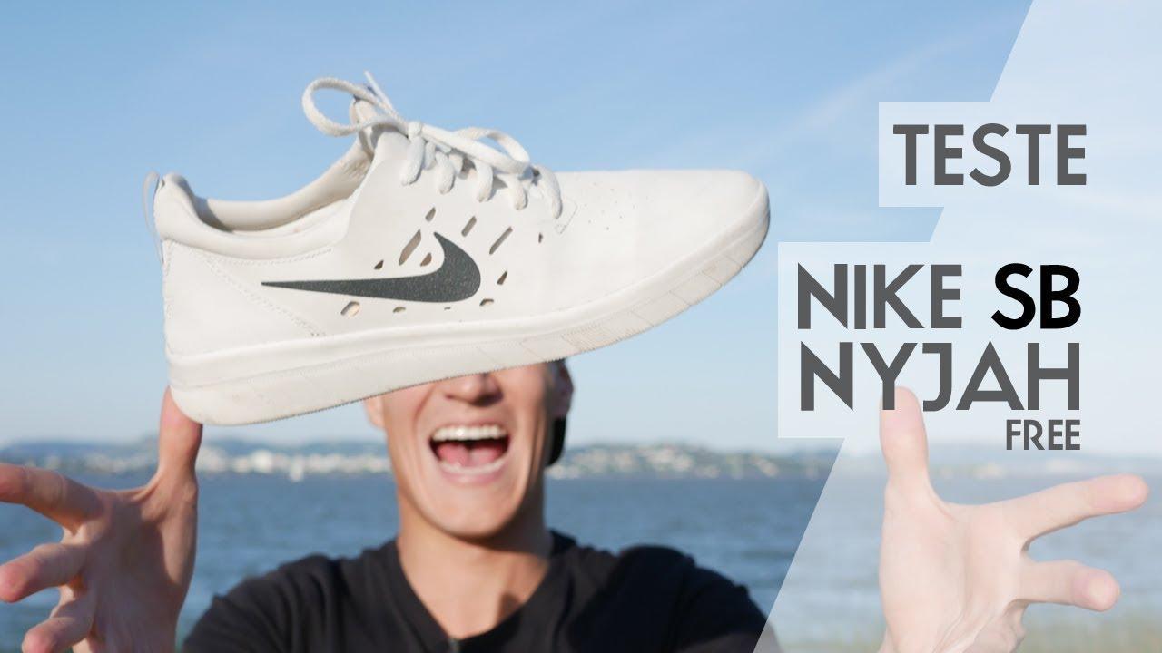 Review Nike SB Nyjah Free  cd453a2115c