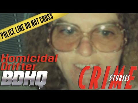 The Homicidal Drifter - Crime Stories