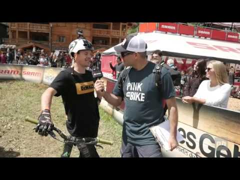 2016 Crankworx Les Gets Highlights - Crankworx Les Gets Dual Speed & Style