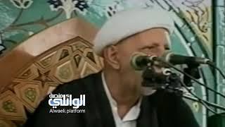 عن أخلاص المرأة لزوجها وأدارتها لنظام الأسرة   د.احمد الوائلي