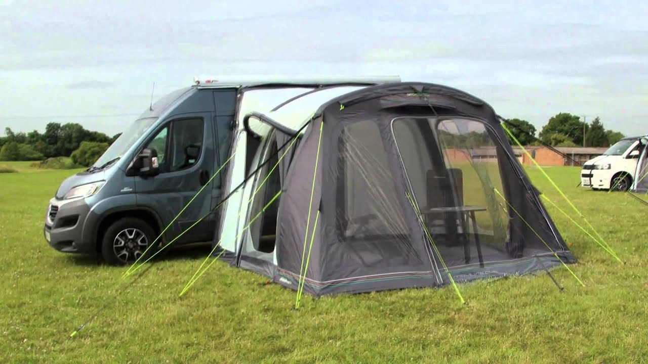 Oxygen Movelite Duo C&ervan Motorhome Inflatable Drive Away Air Awning & Oxygen Movelite Duo Campervan Motorhome Inflatable Drive Away Air ...
