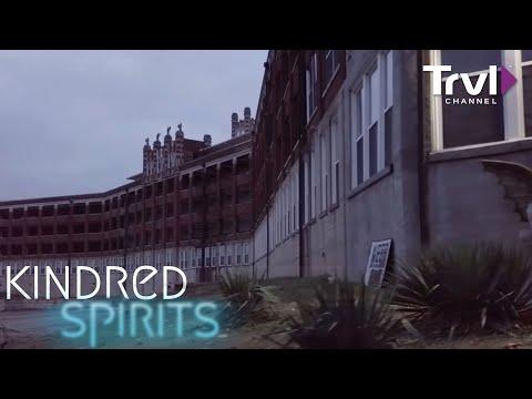 Inside Waverly Hills Sanatorium - Kindred Spirits - HGTV