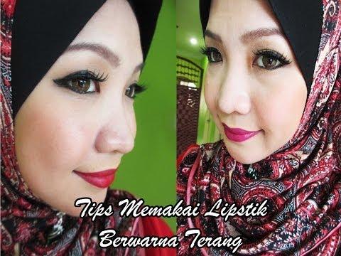 tips-menggayakan-lipstik-berona-terang!