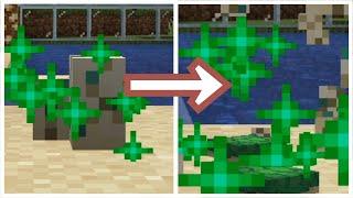 거북알이 부화하는 과정 - 마인크래프트 야생