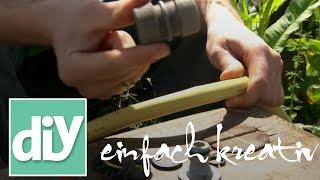 GartenschlauchKupplungen  DIY einfach kreativ