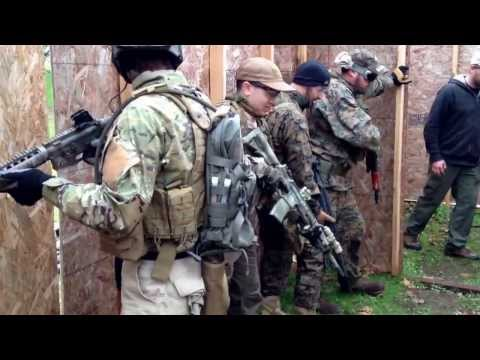 Basic special warfare operator course